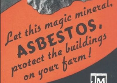 Asbestos on The Farm